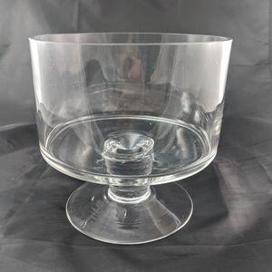 Small Pedestal Trifle Dish